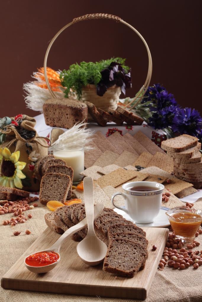 Содержание витаминов в продукции «Эко хлеб» и их значение в жизнедеятельности человека